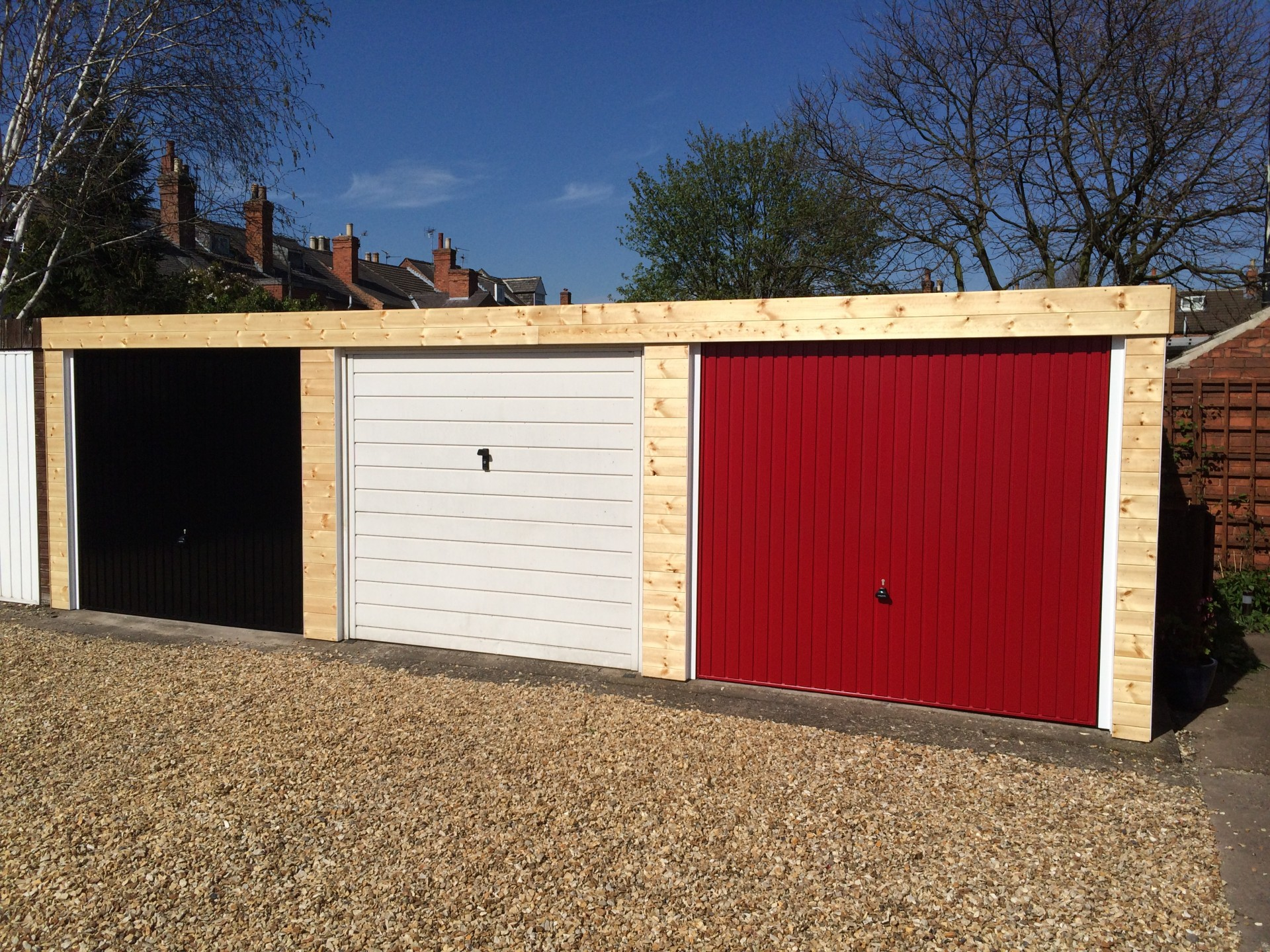 Up And Over Garage Doors Byron Doors Simplicity And Style