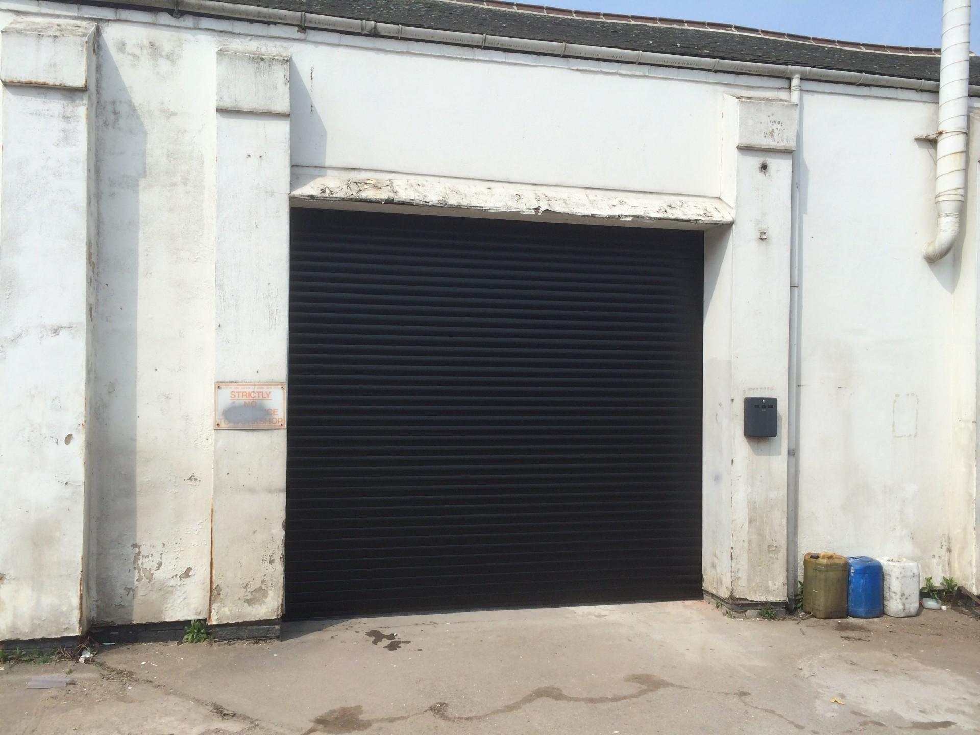 Aluminium Roller Garage Doors