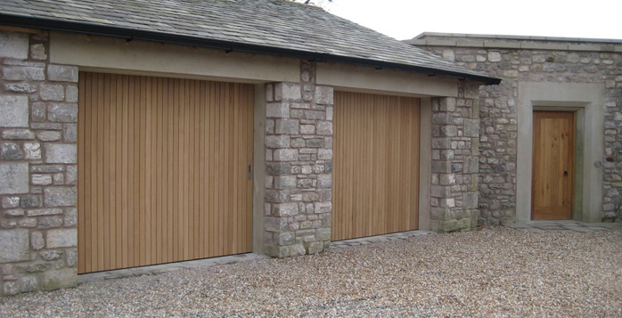 Side Sliding Garage Doors Gallery Byron Doors